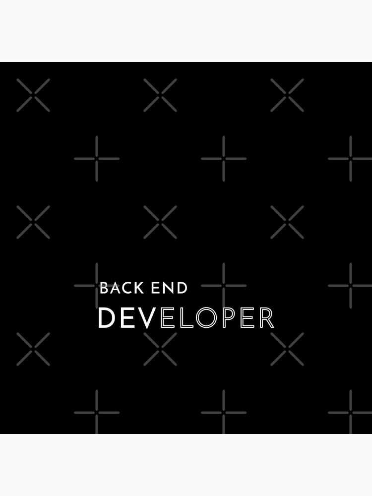 Back End Developer by developer-gifts