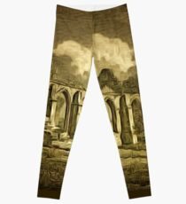 Bolton Abbey Priory, Wharfedale, North Yorkshire, England (founded 12th century) (2) Leggings