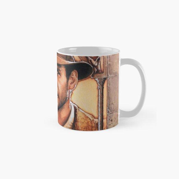 Indiana Jones Harrison Ford Whip Ceramic Coffee Mug Coaster Gift Set /…