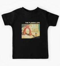 Yoshimi Battles The Pink Robots Kids Tee