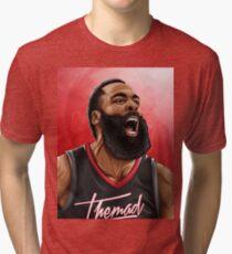 JH13 - THE STATS LEADER Tri-blend T-Shirt