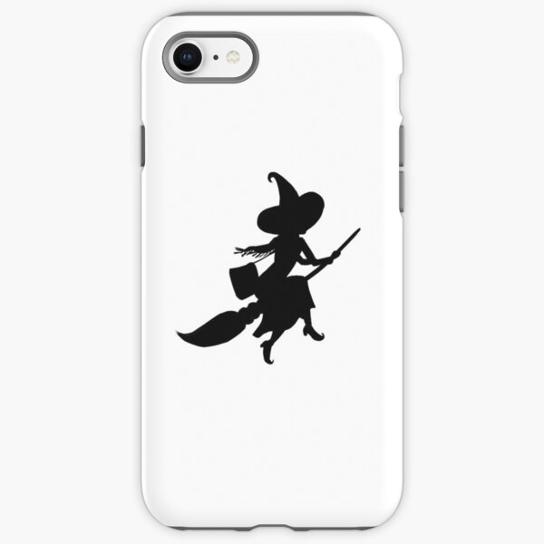 Lilya the Witch flying iPhone Tough Case