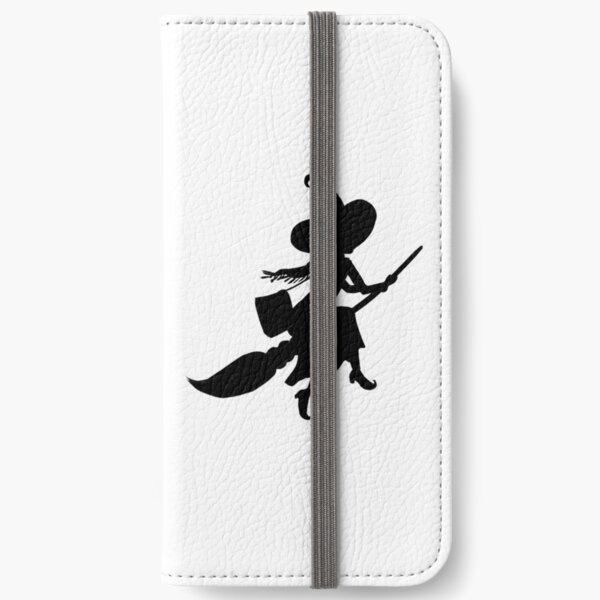 Lilya the Witch flying iPhone Wallet