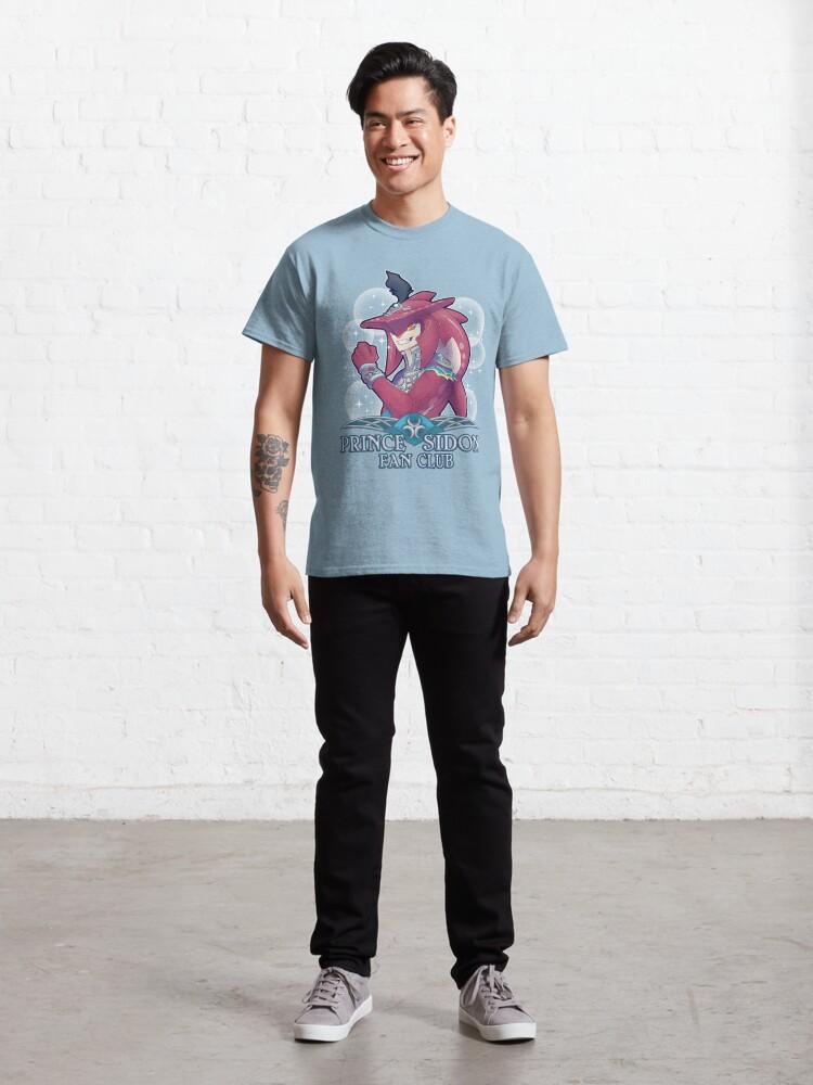 Alternate view of Prince Sidon Fan Club Classic T-Shirt