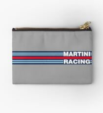 Martini Racing horizontal stripe Studio Pouch