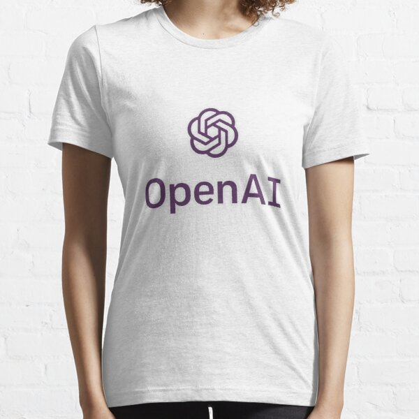 Open AI Essential T-Shirt