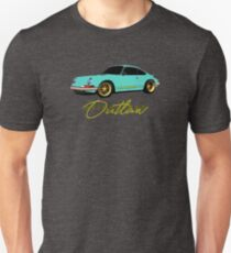 Shift Shirts Outlaw Reimagined - Singer Inspired Unisex T-Shirt