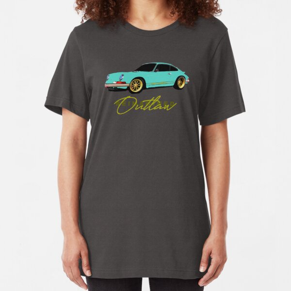 Shift Shirts Outlaw Reimagined - Singer Inspired Slim Fit T-Shirt