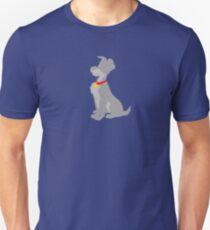 Scruffy Street Dog Unisex T-Shirt
