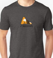 Shift Shirts Two Seconds – Autocross Racing Inspired Unisex T-Shirt