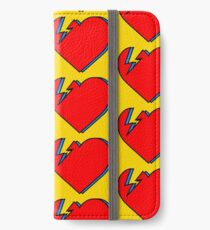 David Bowie - Lightning Heart iPhone Wallet/Case/Skin
