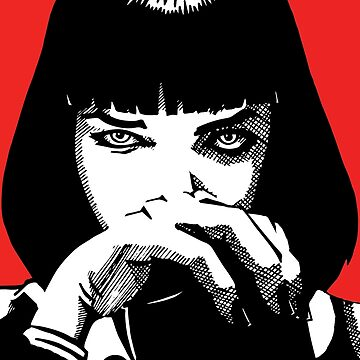 Pulp Fiction by rubiohiphop