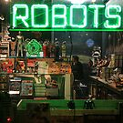 A Robots Shop by Elaine Li