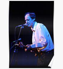 John Otway - Live on Stage Poster