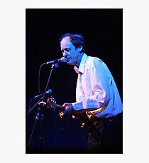John Otway - Live on Stage Photographic Print