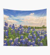 Bluebonnet Texas Wall Tapestry
