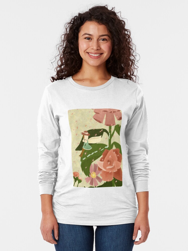 Alternate view of In the Garden Long Sleeve T-Shirt