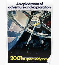 2001: Eine Odyssee im Weltraum Poster