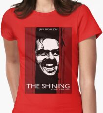 The Shining Women's Fitted T-Shirt