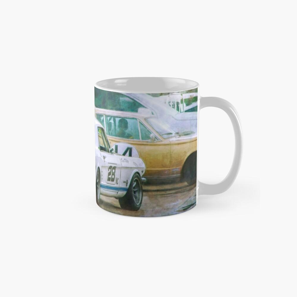 Mustang in the Paddock Mugs