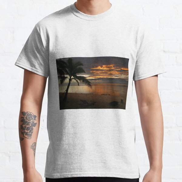 Rescued by the sunset Classic T-Shirt
