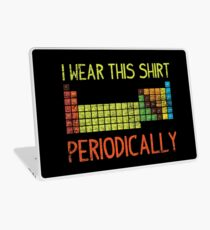 Natural science periodic table Laptop Skin