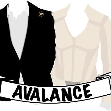Avalance Suits by alanna-o