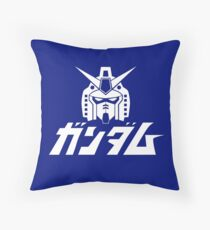 Gundam Throw Pillow