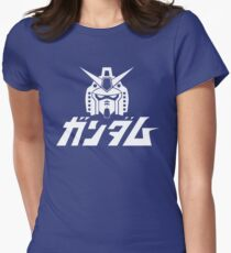 Gundam Fitted T-Shirt