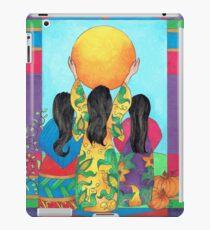 Our Sisters - Corn, Beans & Squash iPad Case/Skin