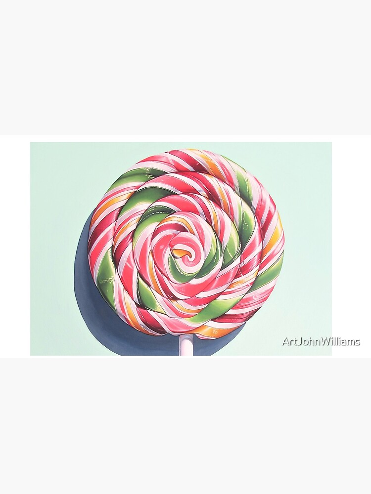 Like This Lollipop - Brighton by ArtJohnWilliams