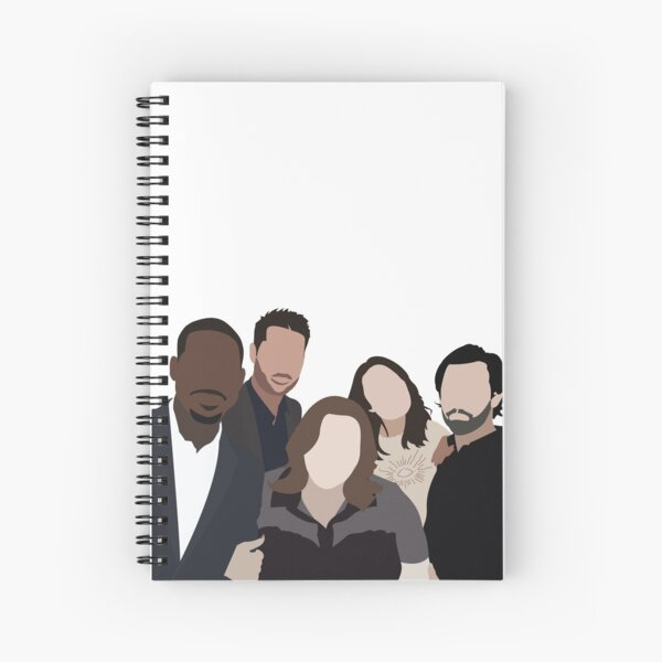 This Is Us Spiral Notebook