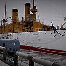 USS Olympia by Bob Moore