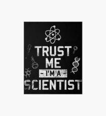 scientist Art Board