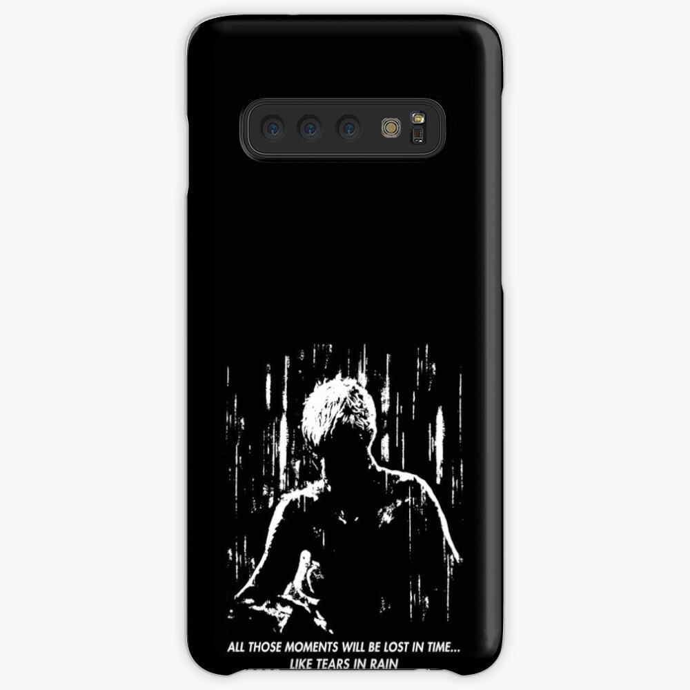 Blade Runner - wie Tränen im Regen Hülle & Klebefolie für Samsung Galaxy