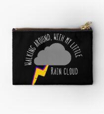 Little Rain Cloud  Studio Pouch