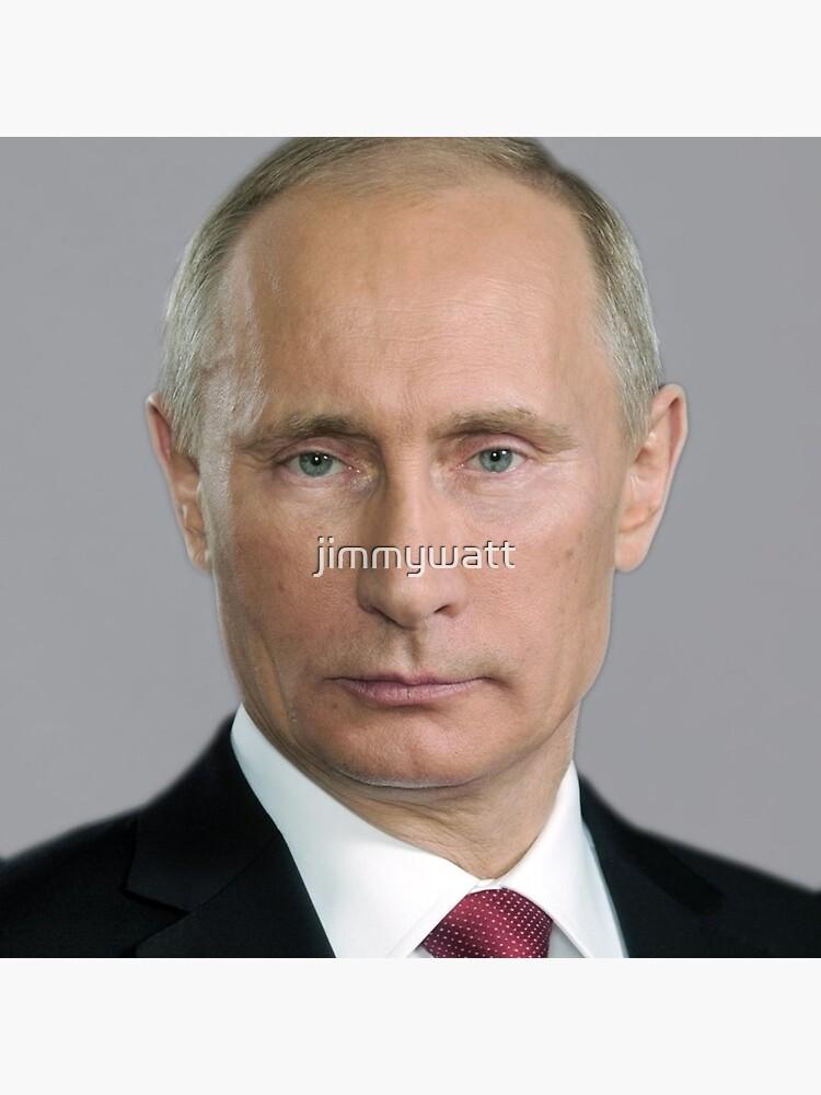 Vladimir Putin Russia  by jimmywatt