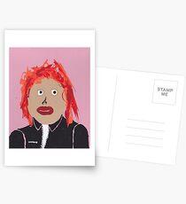 Melissa Postcards