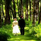 Bridal Veil Lakes by photomatte