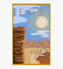 Mass Effect Andromeda - Eos Photographic Print