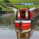 Narrowboats by RedHillDigital