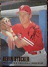 377 - Kevin Stocker by Foob's Baseball Cards
