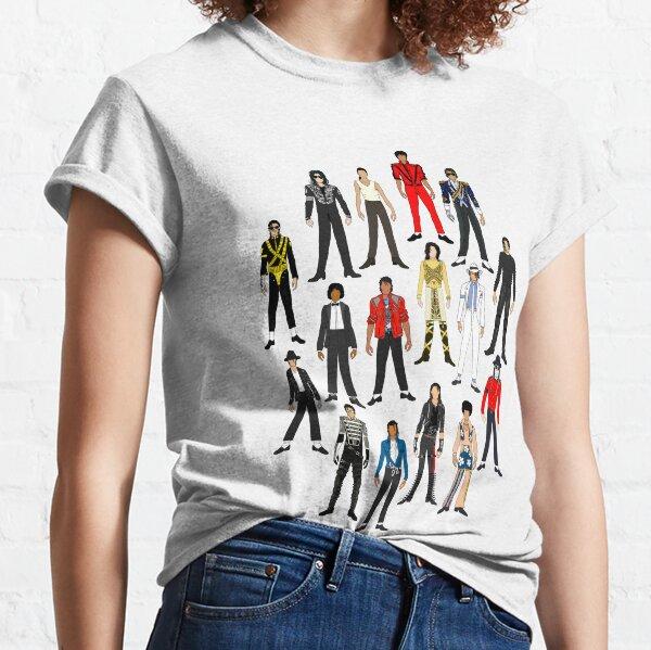 Beat IT Pattern Mixed Classic T-Shirt