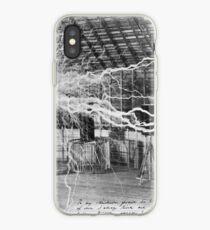 Nikola Tesla Electricity  iPhone Case