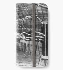 Nikola Tesla Electricity  iPhone Wallet/Case/Skin