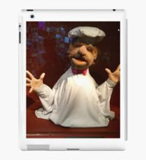 The Swedish Chef iPad Case/Skin