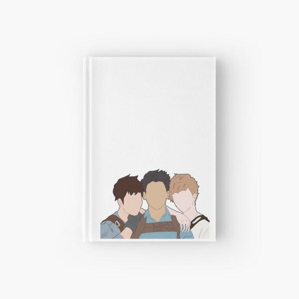 Maze Runner trio Hardcover Journal