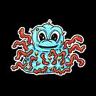 Tentacle Warty Slime Monster  by Shelly Still