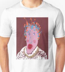 Gertrude - Martin Boisvert - Face à flaques T-shirt unisexe