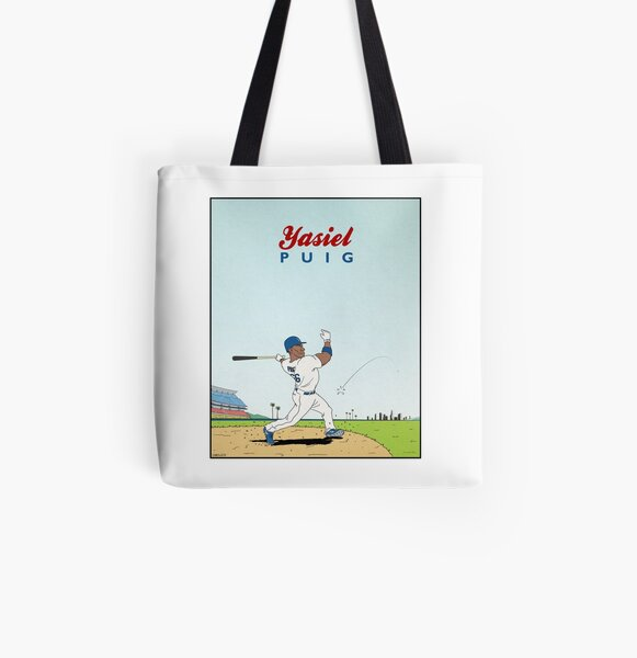 Yasiel Puig All Over Print Tote Bag